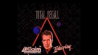 Nintendo NES - Total Recall (1990) Gameplay