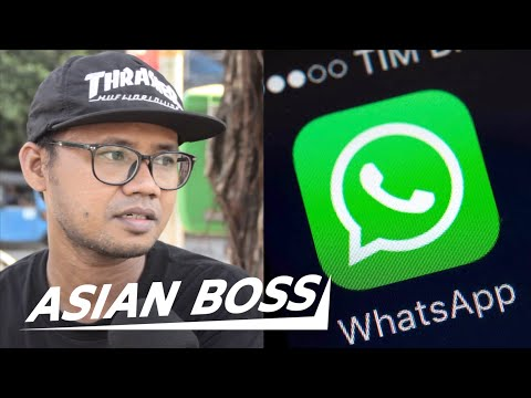 Indonesians React to Government WhatsApp Spying | ASIAN BOSS thumbnail