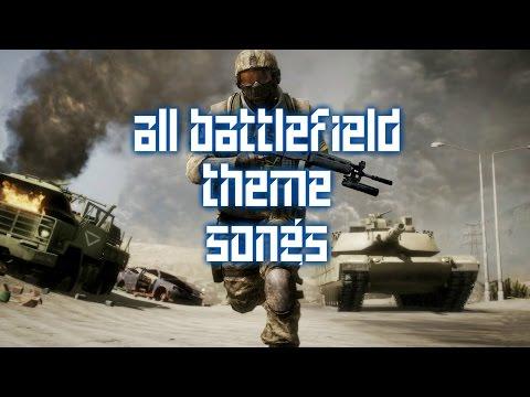 All Battlefield Theme songs (battlefield 1942 - battlefield hardline)