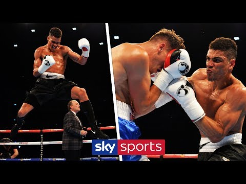 Ogogo's 3-round win! | Anthony Ogogo vs Gary Cooper | Full Fight 🥊