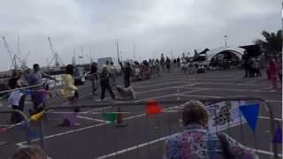 Island Dog Training Display At The Gspca Animal Welfare Seafront Sunday In Guernsey 2012