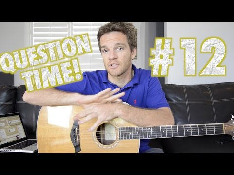 Question Time! Djent, Arctic Monkeys and Bossa Nova