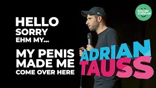 Adrian Tauss - 'It's Definitely Me' Live in Zurich