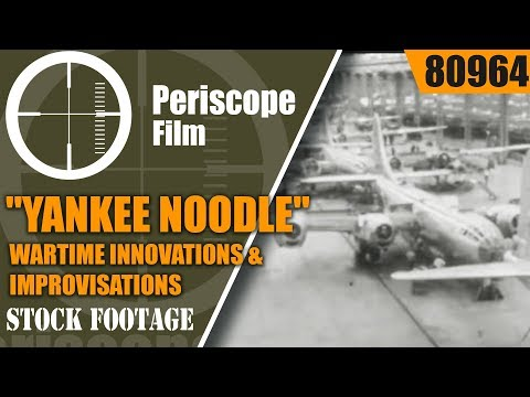 """""""YANKEE NOODLE""""  WARTIME INNOVATIONS & IMPROVISATIONS IN THE FIELD  80964"""