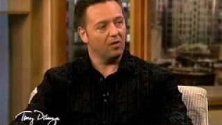 John Edward on Tony Danza 11-16-2004