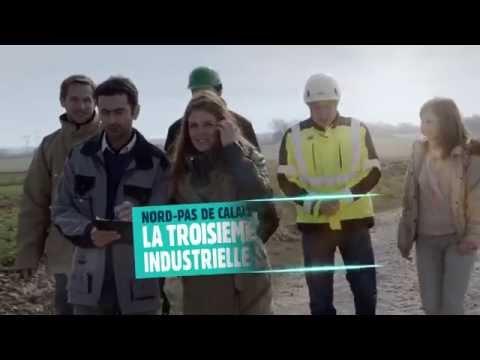 La Troisième Révolution Industrielle c'est aujourd'hui, en Nord-Pas de Calais