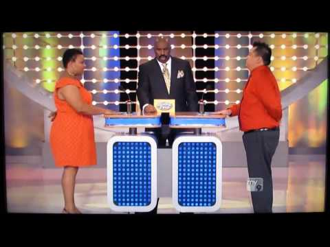 Family Feud - BEST EPISODE EVER - Tran Family pt. 2