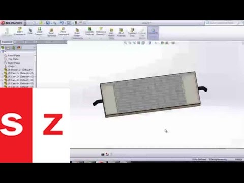 Solidworks Pop Can Solar Heater Tutorial