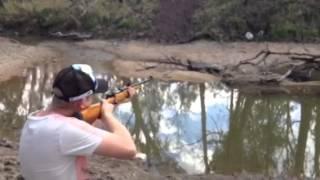 Zastava 458 Winchester Magnum Vs 20L Drum