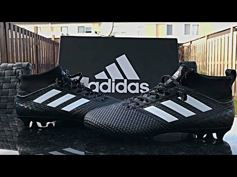los angeles 7337b 9d6c8 Adidas ACE 17.3 Primemesh - Unboxing - YouTube