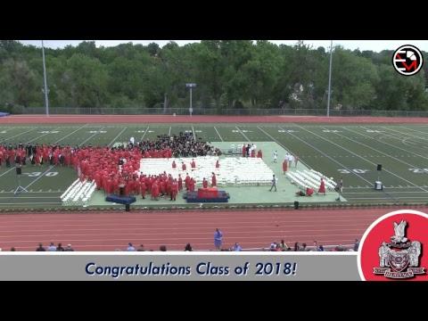 Heritage High School Class of 2018 Graduation