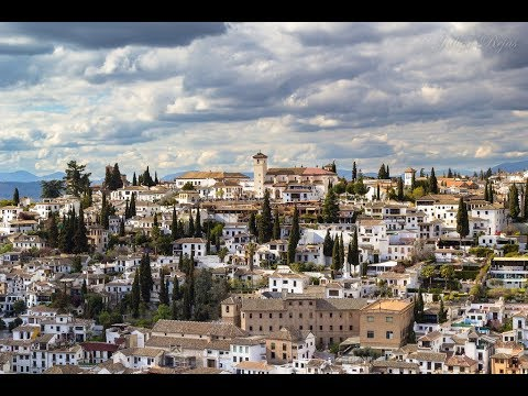 Places to see in ( Andalusia - Spain ) Albayzin