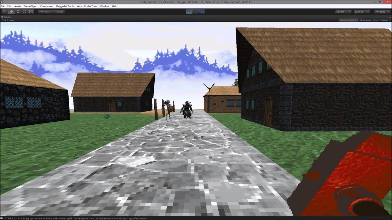 June 2015 – Daggerfall Workshop
