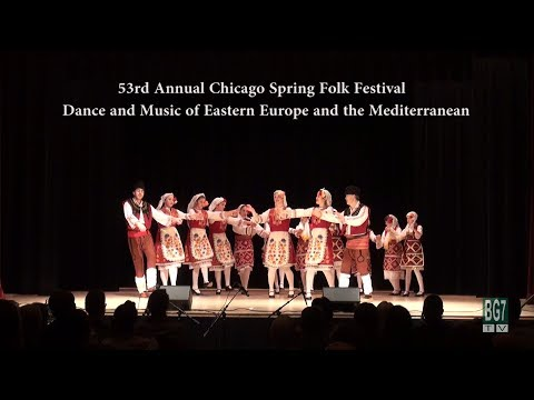 53rd Annual Chicago Folk Festival  - Dance and Music of Eastern Europe and the Mediterranean