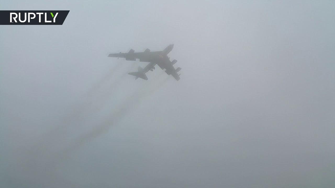 США сосредотачивают в Британии стратегическую авиацию