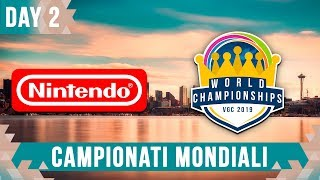 Campionati Mondiali Pokémon 2019 - Day 2 [Swiss & Top Cut]