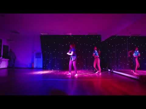 Afro dance | Maria Cossa | International Dance Academy 360°
