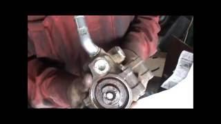 Ford Fusion замена шкива насоса гидроусилителя руля(, 2015-10-17T16:14:30.000Z)