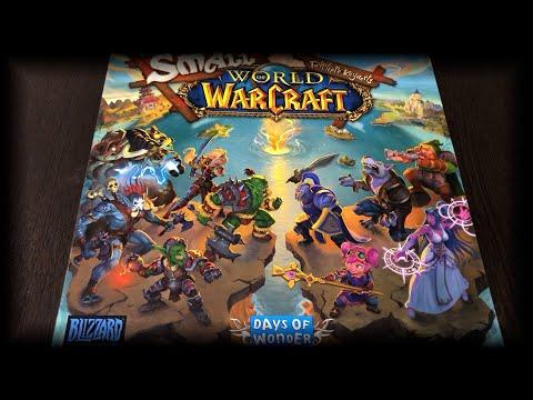 Настольная игра Small World Of Warcraft