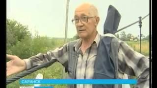 Рыбоохрана России. Гибель рыбы на реке Инсар.