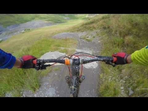stiniog my fall on the double black