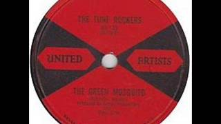 TUNE ROCKERS   The Green Mosquito 1958  78 rpm
