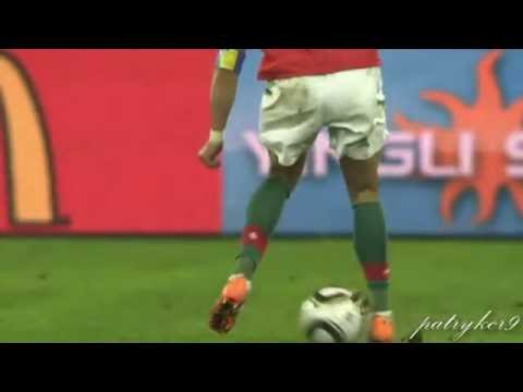 Cristiano Ronaldo skills and goals world cup 2010 South Africa HD new