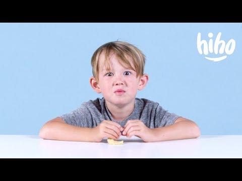 Kids Try Miracle Berries | Kids Try | Cut