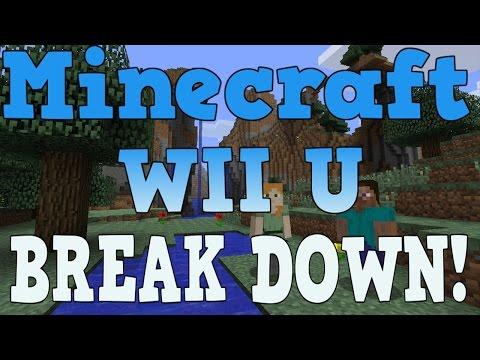 Minecraft for wii u release date in Brisbane
