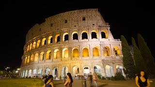 GoPro Hero 4 Black Edition: A Trip To Rome and A Mediterranean Cruise
