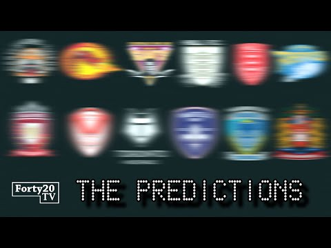 Forty20 TV: Super League Round 6 Predictions