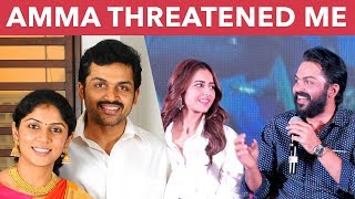 Why NO LOVE MARRIAGE for Me? - Karthi's Unfortunate Happenings