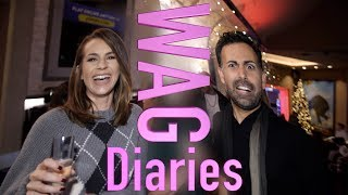 WAG Diaries:  Ali Nejad & Mindy Wegscheid