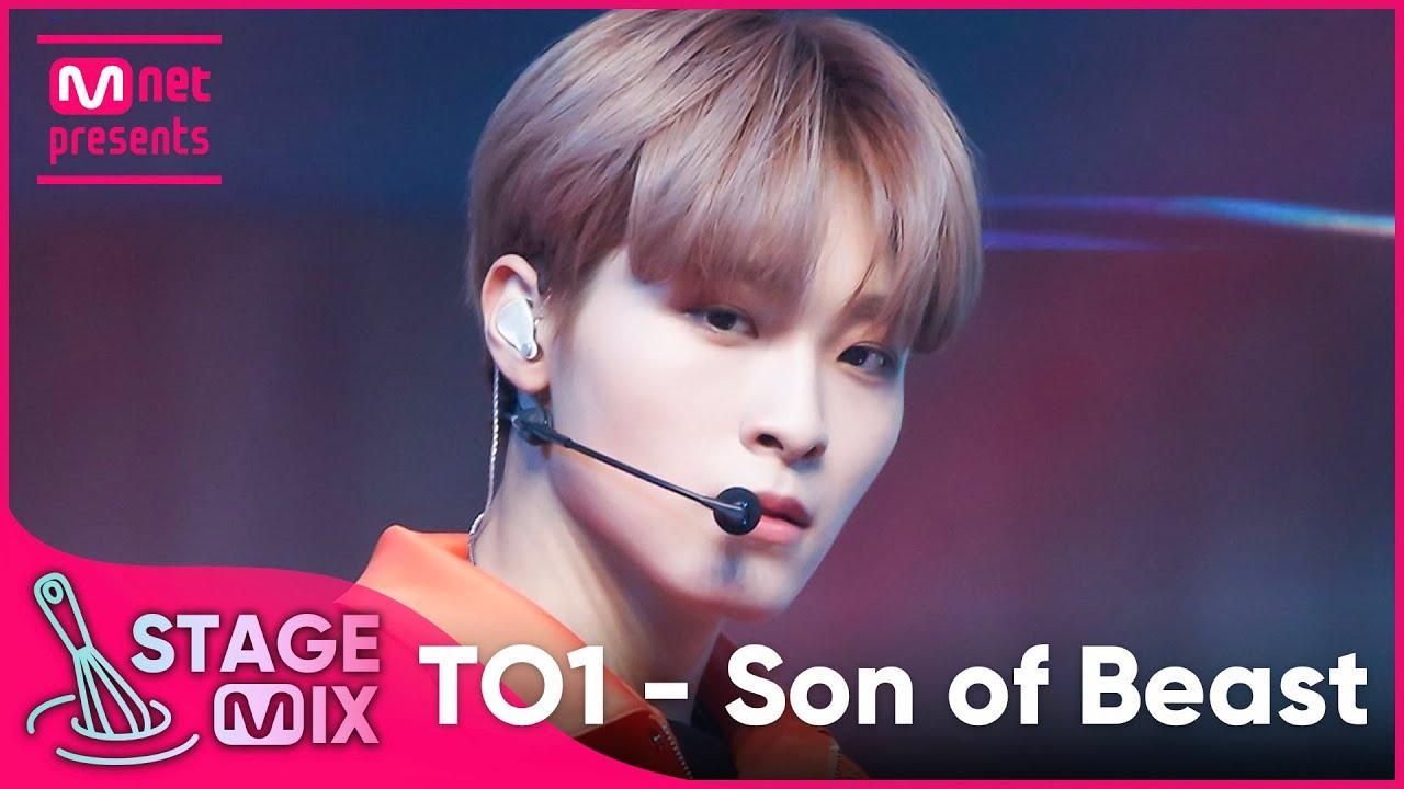 [교차편집] 티오원 - Son of Beast (TO1 StagMix)