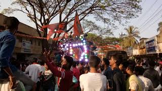 Dharwad Ganesh Visarjan vighnaharta sound system - YouTube - cast to
