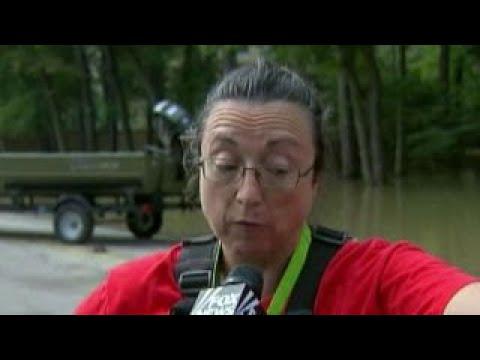 Houston resident on mandatory evacuations: We got no warning