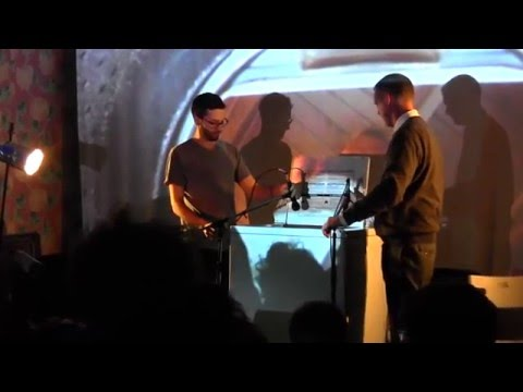"MATMOS: ""Ultimate Care II"", Live @ Floristree, Baltimore, 2/20/2016"
