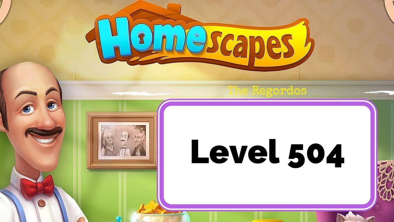 homescapes level 504 no boosters youtube rh youtube com