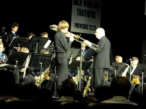 mca middle jazz band