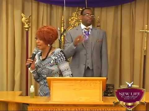 "Dorinda Clark-Cole ""Bless This House"" at New Life Cathedral"
