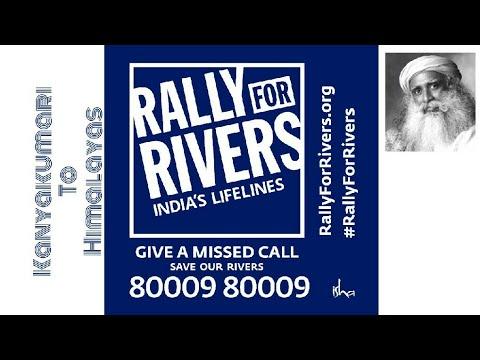 saving rivers indias lifeline