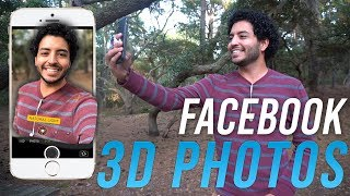 How to Enable Facebook 3D Photo Feature (Facebook 360 Photos)