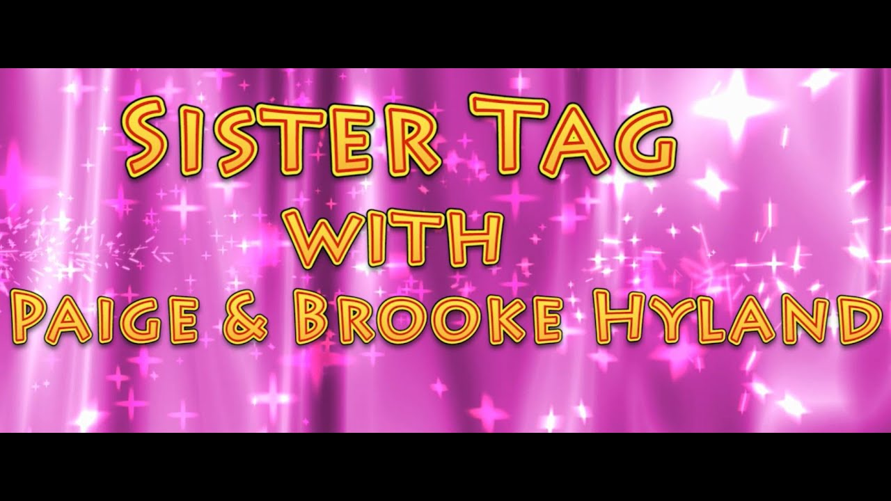 Paige And Brooke Hyland Reveal Plans To Open Dance Studio