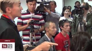 Геи – главная проблема Казахстана / 1612
