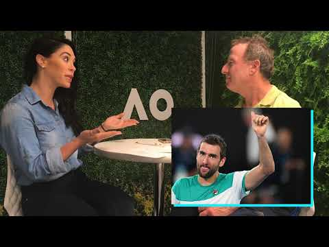 Roger Federer and Marin Cilic!! The DAILY MIX! The Australian Open Men's FINAL!!!