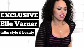 Elle Varner Talks Style & Beauty With GorgeousInGrey.com Thumbnail