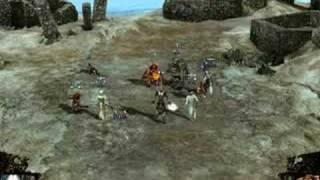 Etherlords 2 gameplay : Spirits vs Kobolds
