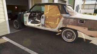 Финиш? Восcтановил Американскую классику Chevrolet Impala 61