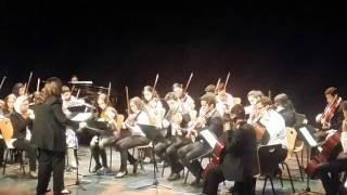 Johannes Brahms Ungarische Tanze Nr.5أكاديمية الفنون بالإسكندرية ر  D/Nevin Elmahmody