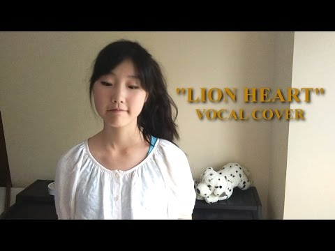 Girls' Generation/SNSD (소녀시대) - Lion Heart Vocal Cover